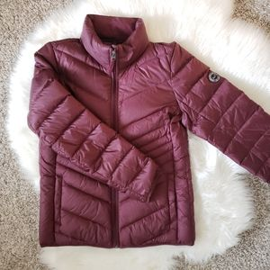 Abercrombie & Fitch Lighweight Puffer Jacket